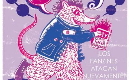 """LEEME"" –  FESTIVAL  INTERGALÁCTICO DE FANZINES"