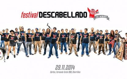 Festival Descabellado Records (12 Años)