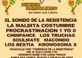 FIESTA Y RIFA PRO FONDOS GIRA DE TOMATE COLECTIVO A MÉXICO