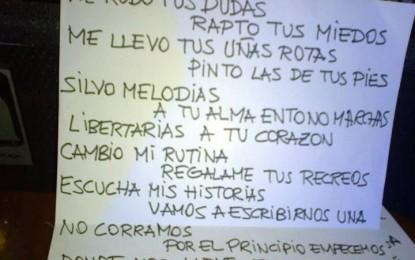Presentacion del video clip Melodías Libertarias